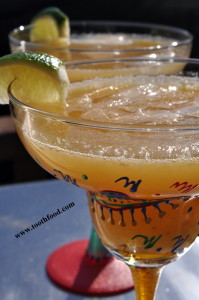 Margaritas Frescas: Fresh Juice Magaritas