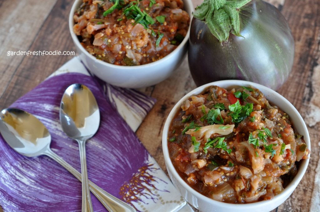 Bowls of Hearty Tomato & Cauliflower Stew