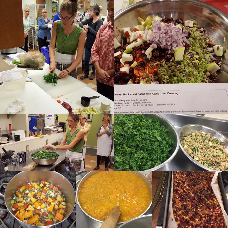 healthy plant-based cooking-class in Buffalo NY