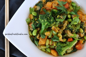 Thai Vegetable Stew