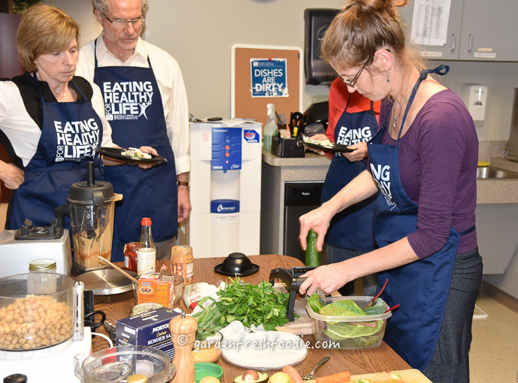 Healthy Cooking Class With Garden Fresh Foodie Buffalo, NY