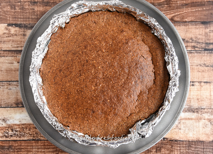 Baked Plant-Based Apple Spice Cake