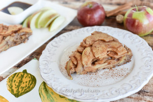 Piece Plant-Based Gluten Free Apple Spice Cake