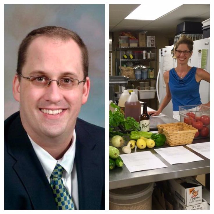 Jessica from Garden Fresh Foodie and Dr Chad Teeters, on Plant-Based Foods for Heart Health