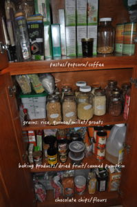 How to create a healthy pantry