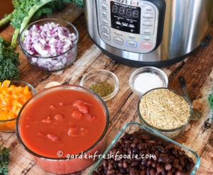 Beans and Rice InstantPot